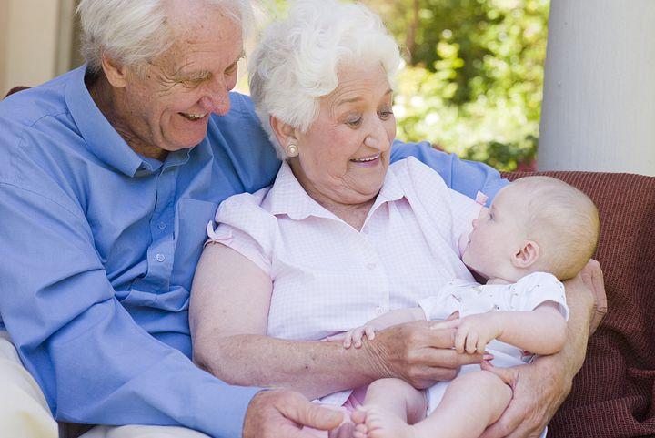 бабушки дедушки воспитание
