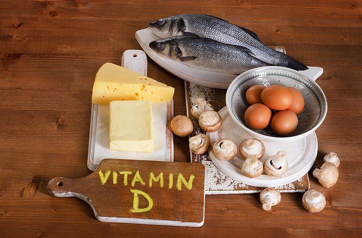 продукты витамин D