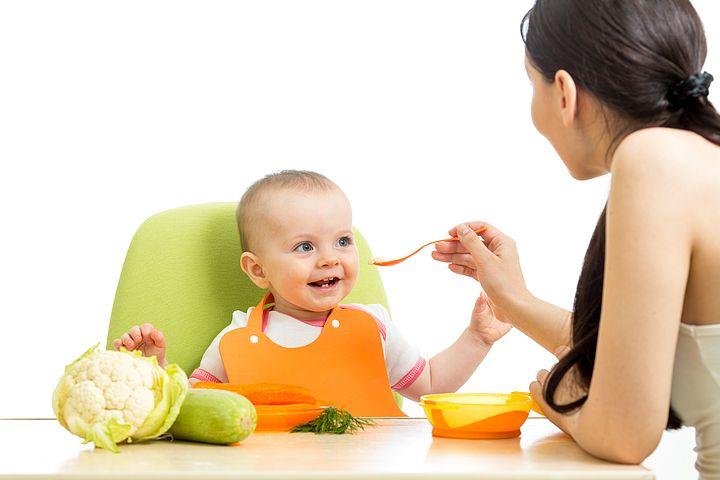 рацион 7-месячного ребенка