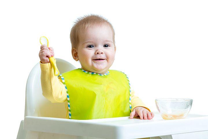 рацион ребенка 8 месяцев