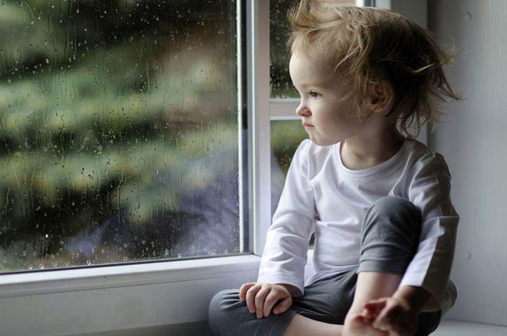 скука ребенок