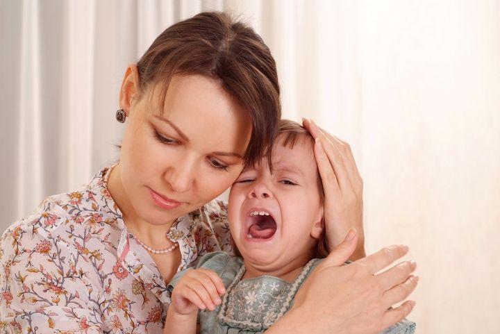 капризы у ребенка