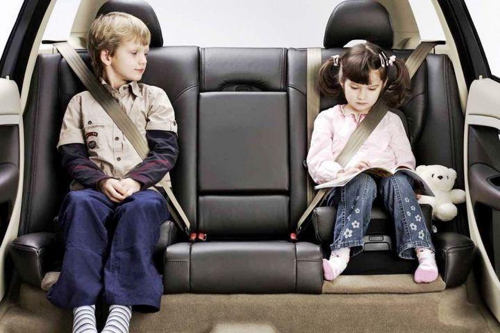 превозка детей