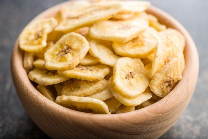 сушеный банан при гв