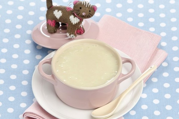молочный суп для детей