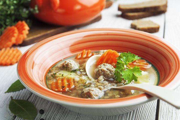 Рецепты супов для 7 мес ребенка