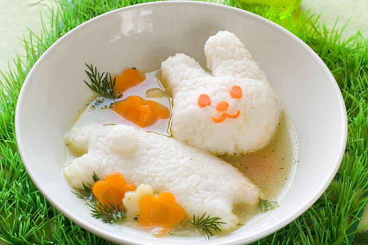 Рецепты супов в 6 месяцев