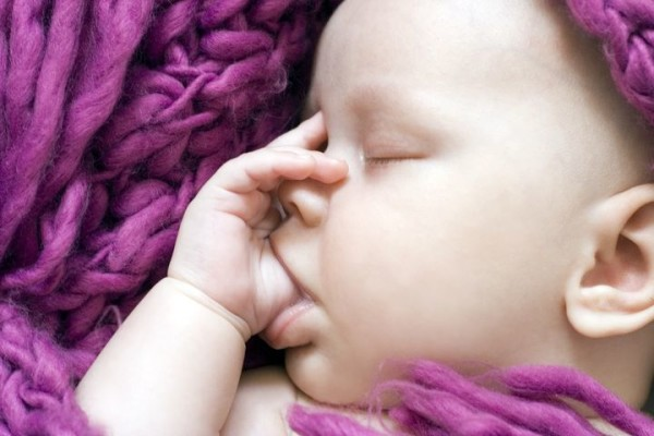 спокойный сон малыша