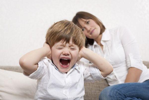 истерика ребенок после сна
