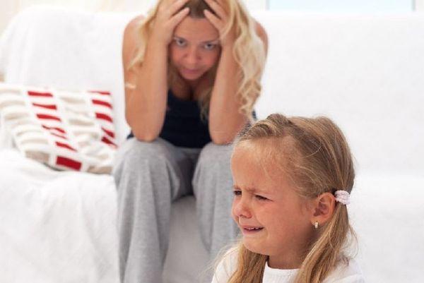 капризы детские