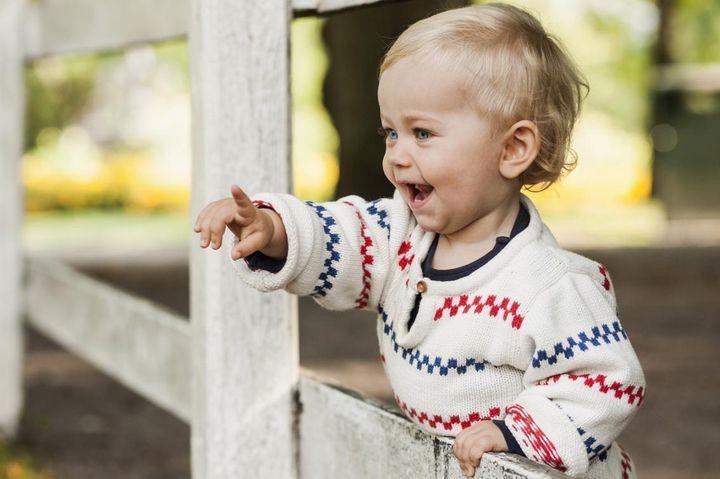 Воспитание ребенка годовалого
