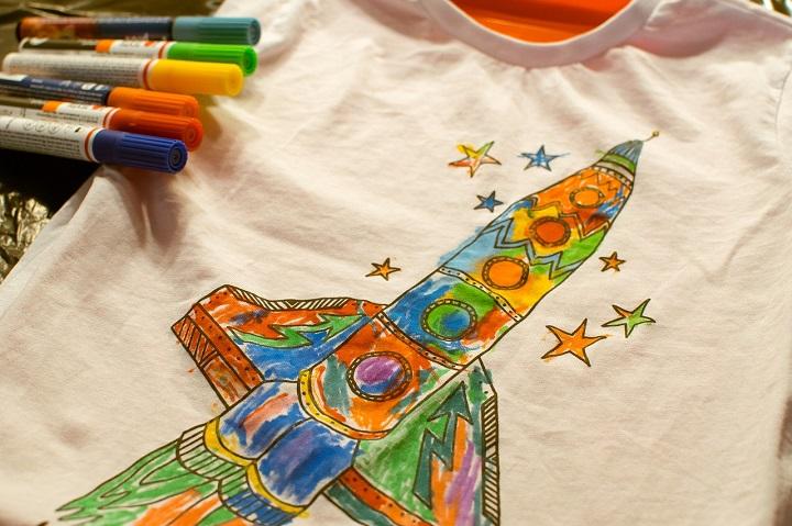 Творчество на карантине с детьми