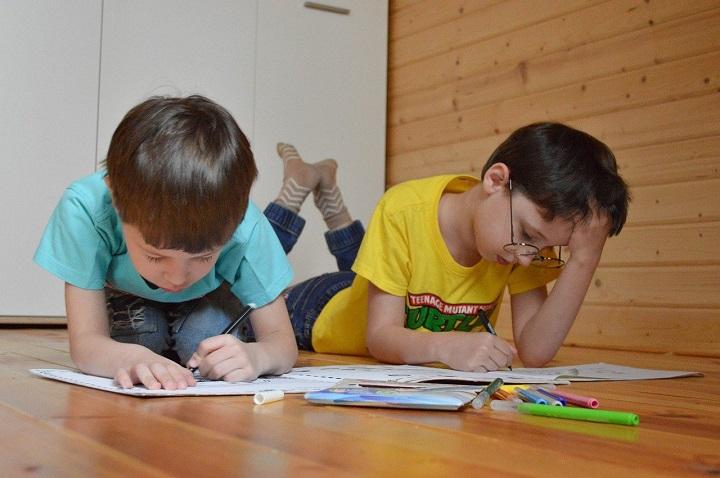 Что делать с детьми на самоизоляции