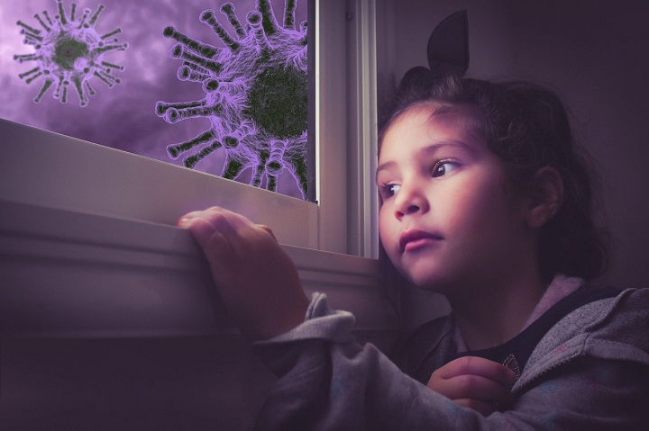 Опасен ли коронавирус детям