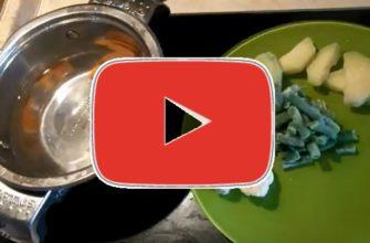 Видео рецепты супов для детей