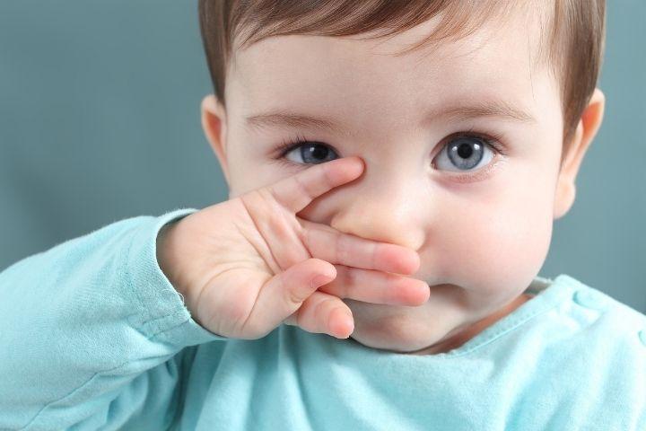 Какие глаза у ребенка