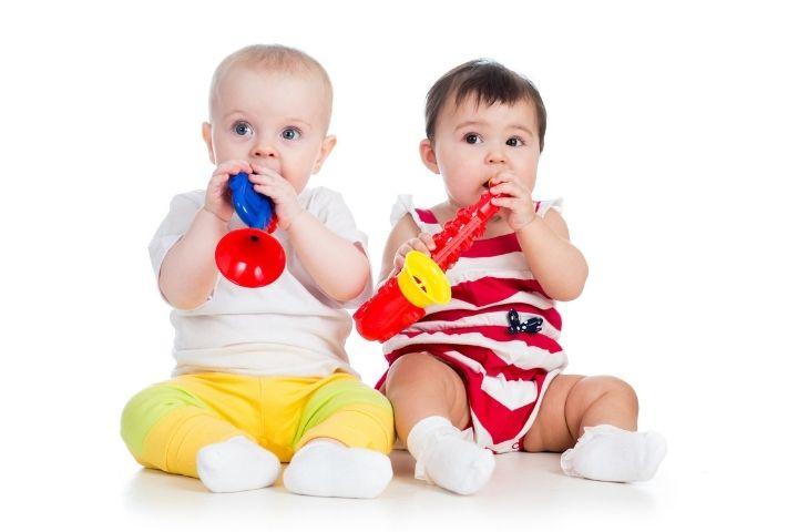 занятия музыкой с детьми до 2-3 лет