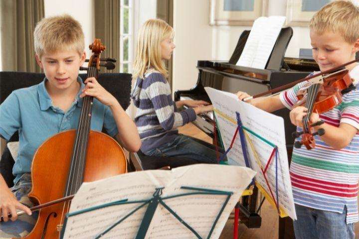 влияние музыки на развитие мозга