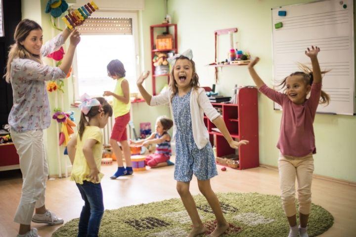 развитие музыкально творческих способностей детей