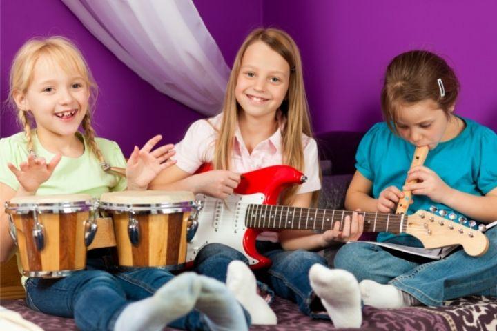 развитие музыкальных способностей у ребёнка