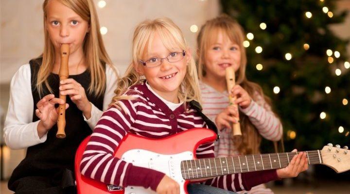 музыкальное воспитание детей