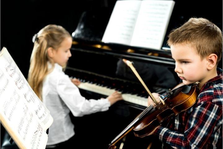 музыкальный слух у ребёнка