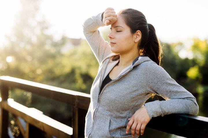 усталость при беременности